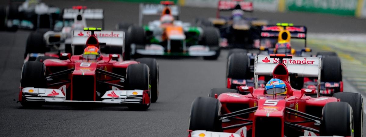 F1 Interlagos Brasil