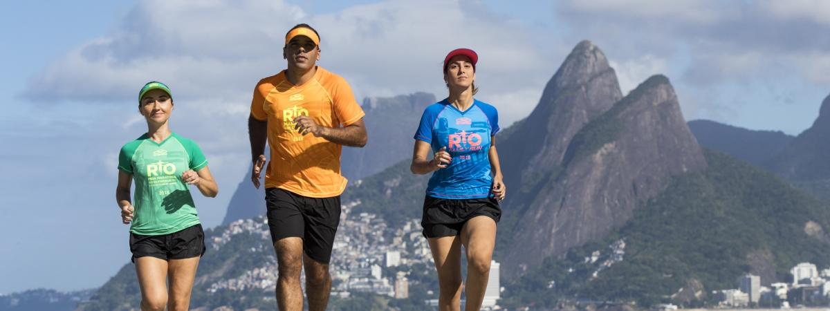 Maratón Río de Janeiro